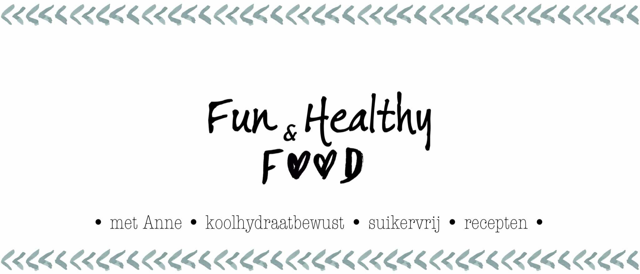 Fun and healthy food