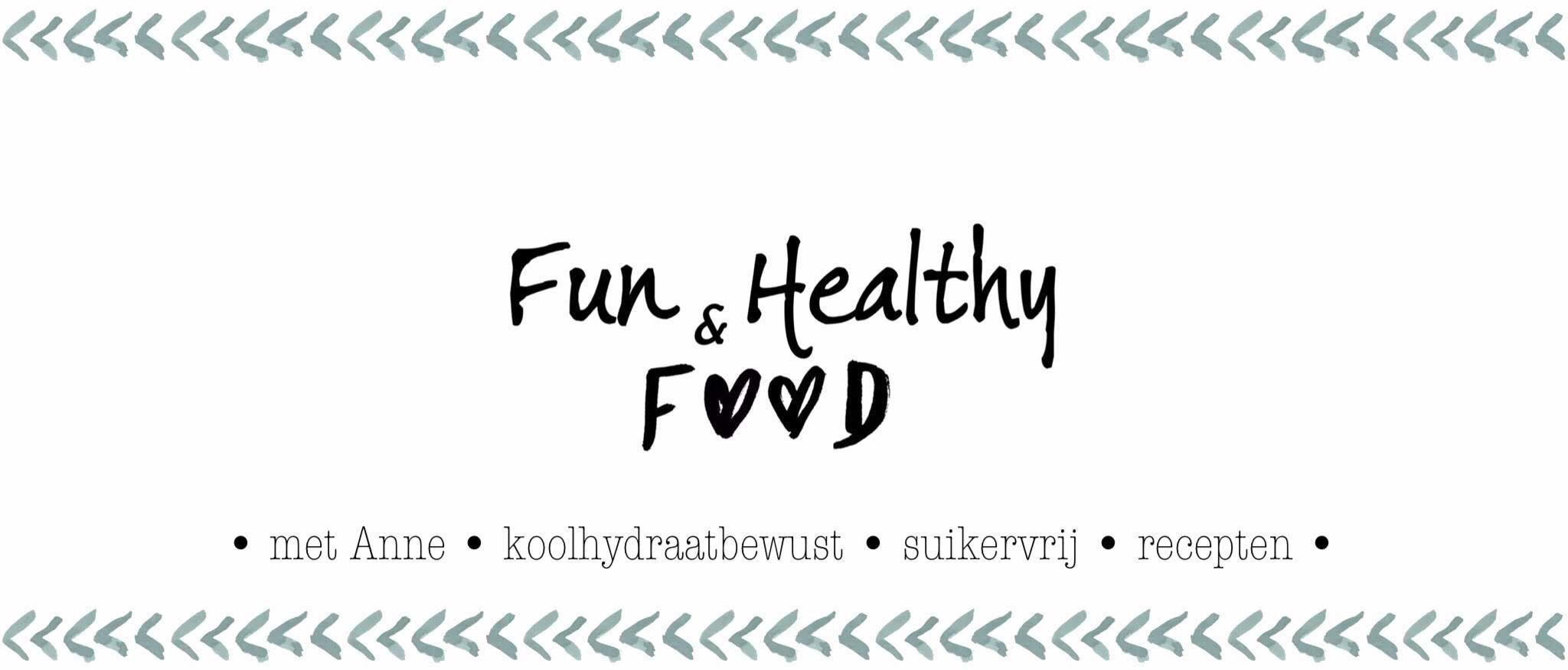 Fun and healthy food