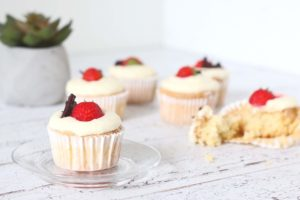 koolhydraatarme cupcakes met botercreme
