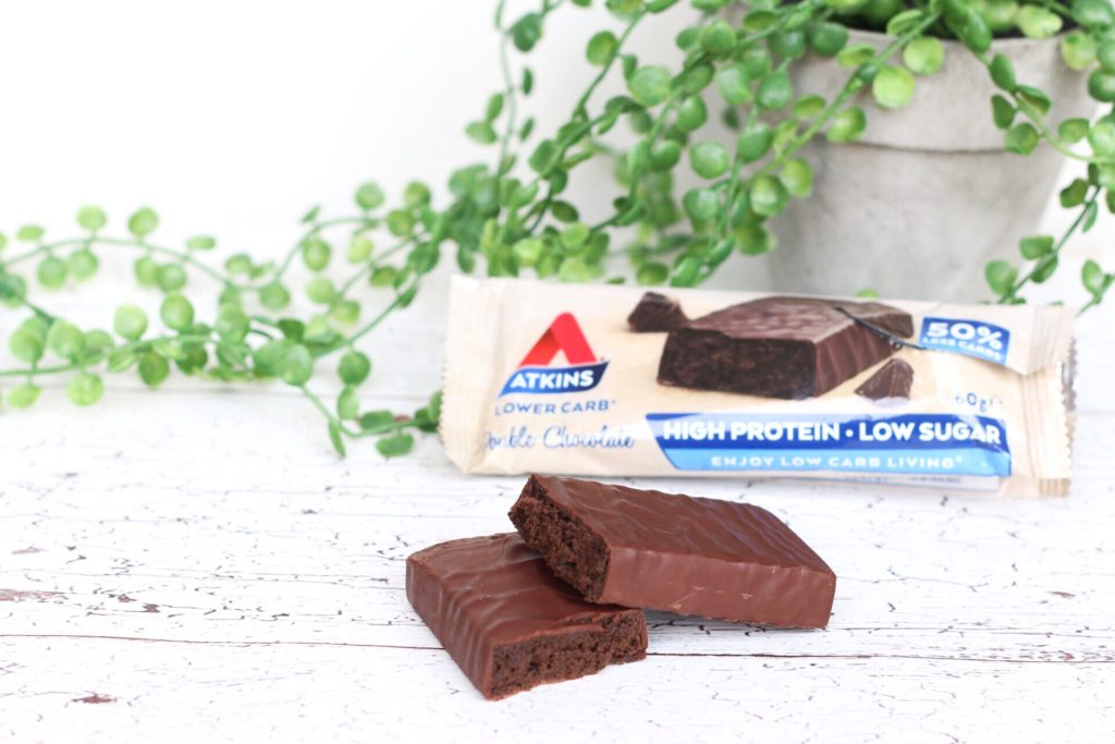 Atkins double chocolate reep