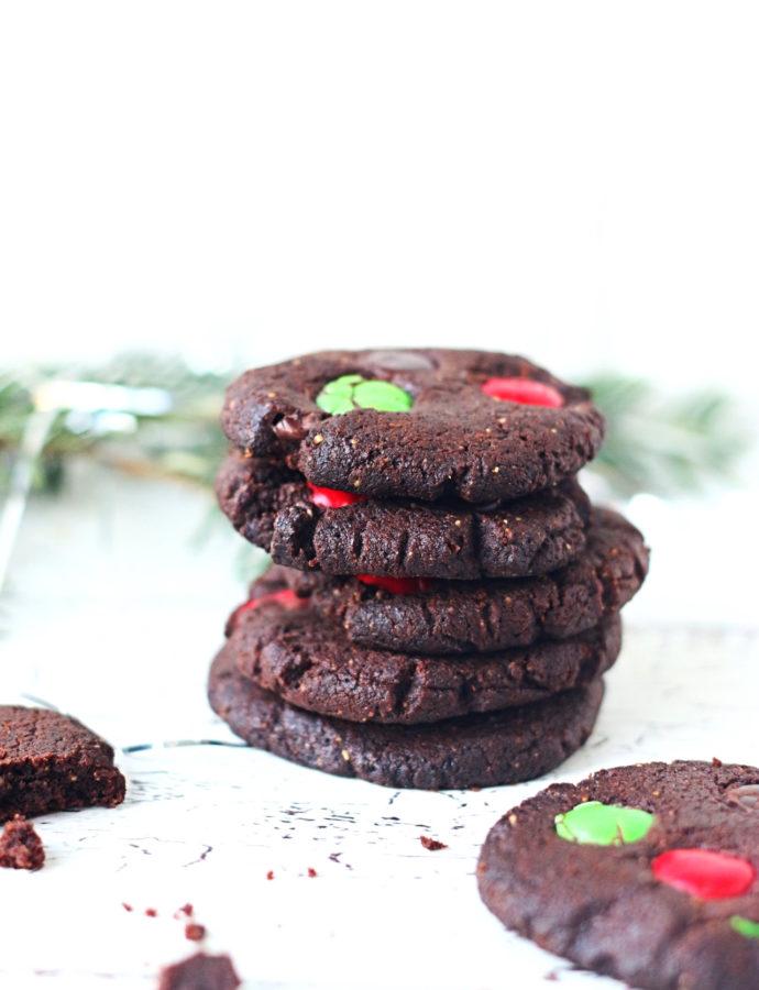 Koolhydraatarme choco chip cookies