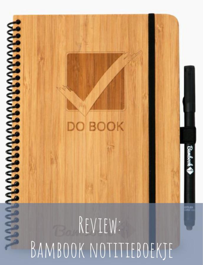 Review: Bambook notitieboek